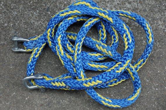 牽引ロープ