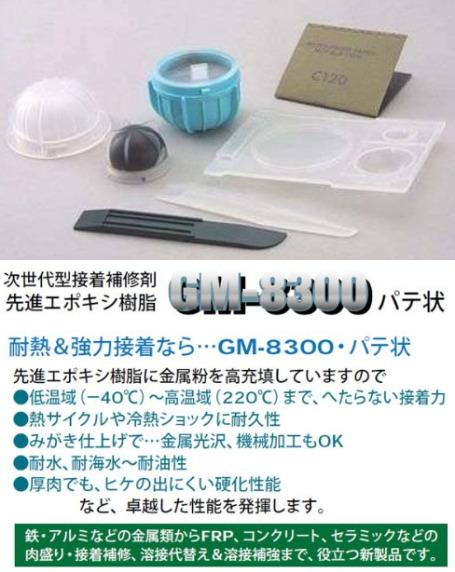 ジーナスGM-8300でリアガラス外れ修理 01
